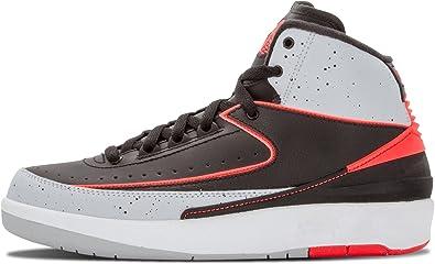 Muslo Estrella giro  Amazon.com | Nike air Jordan 2 Retro BG hi top Trainers 395718 Sneakers  Shoes | Running