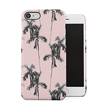 DODOX Palm Trees Good Vibes Pink Pastel Summer Pattern ...