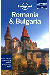 Lonely Planet Romania & Bulgaria (Travel Guide) Paperback