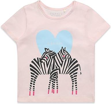 ESPRIT KIDS T-Shirt Manches Longues B/éb/é Fille