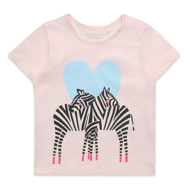 ESPRIT Baby Girls' T-Shirt Ss
