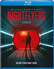 NIGHTFLYERS: SEASON ONE available now on Blu-Ray and DVD from Universal Pictures