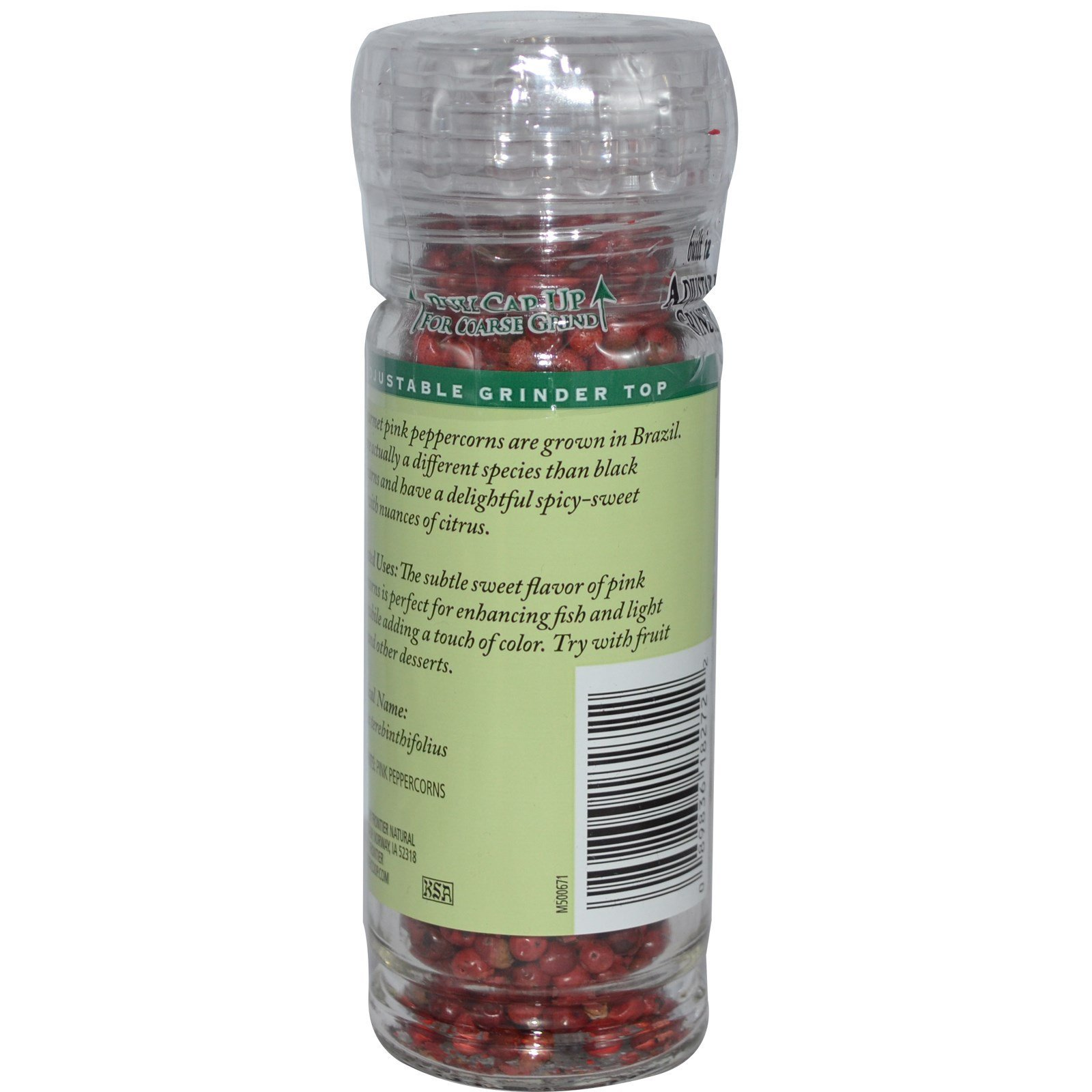 Frontier Natural Products Pink Peppercorns 0 88 oz 25 g