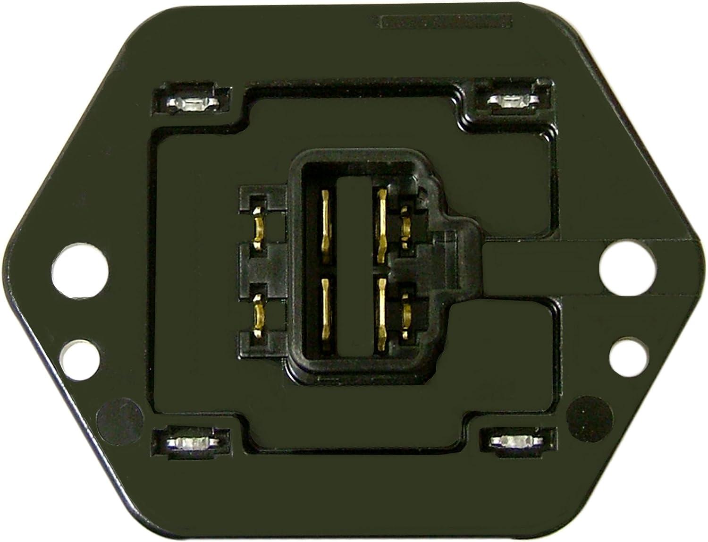 HVAC Blower Motor Resistor ACDelco GM Original Equipment 15-81772