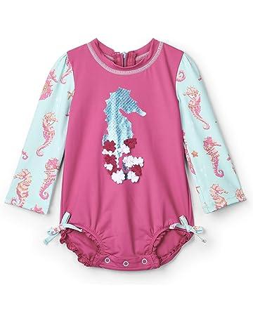 c3a6374e6 Hatley Rash Guard Swimsuits Traje de baño de una Pieza para Bebés