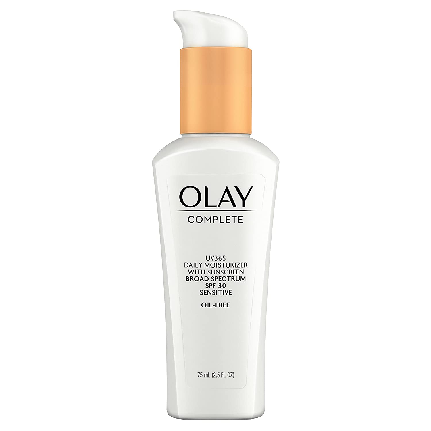 Olay Complete Lotion Moisturizer with SPF 30 Sensitive, 75 mL (Pack of 2) NA