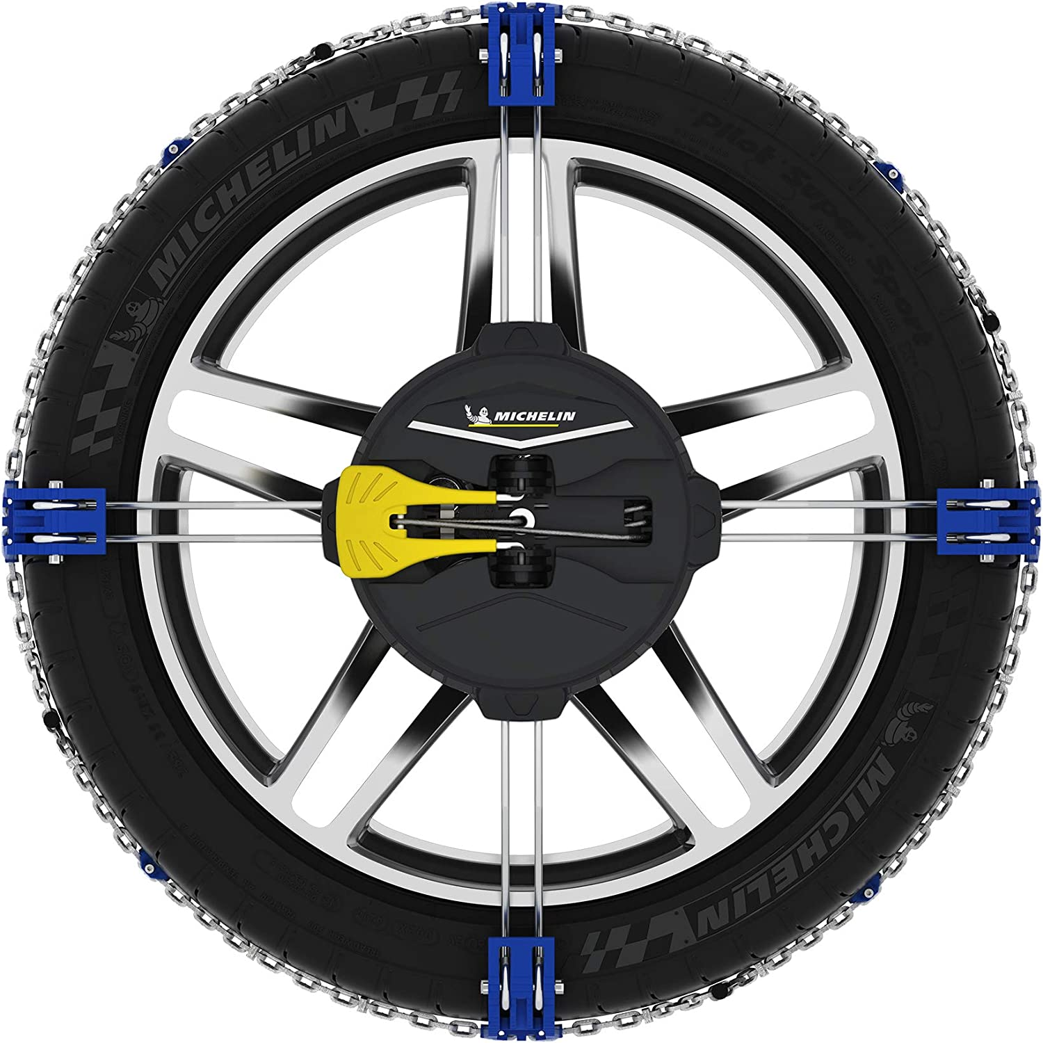MICHELIN Fast Grip Chaines /à neige frontales N/°110