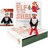 Elf on the Shelf: Boy Scout Elf (Brown Eyed) with Collector's Edition Dapper Tuxedo