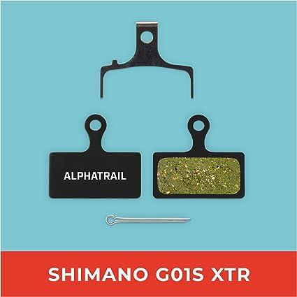 lhiver Shimano XTR Patins de Frein pour Disc