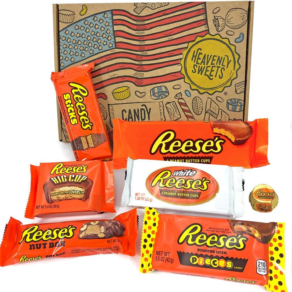Confezione di Snack Reeses   Regalo di Barrette di Cioccolato   Cioccolatini