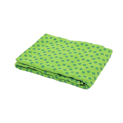 Amazon.com : HOTER Soft Yoga Mat Towel With Towel Bag-4 ...
