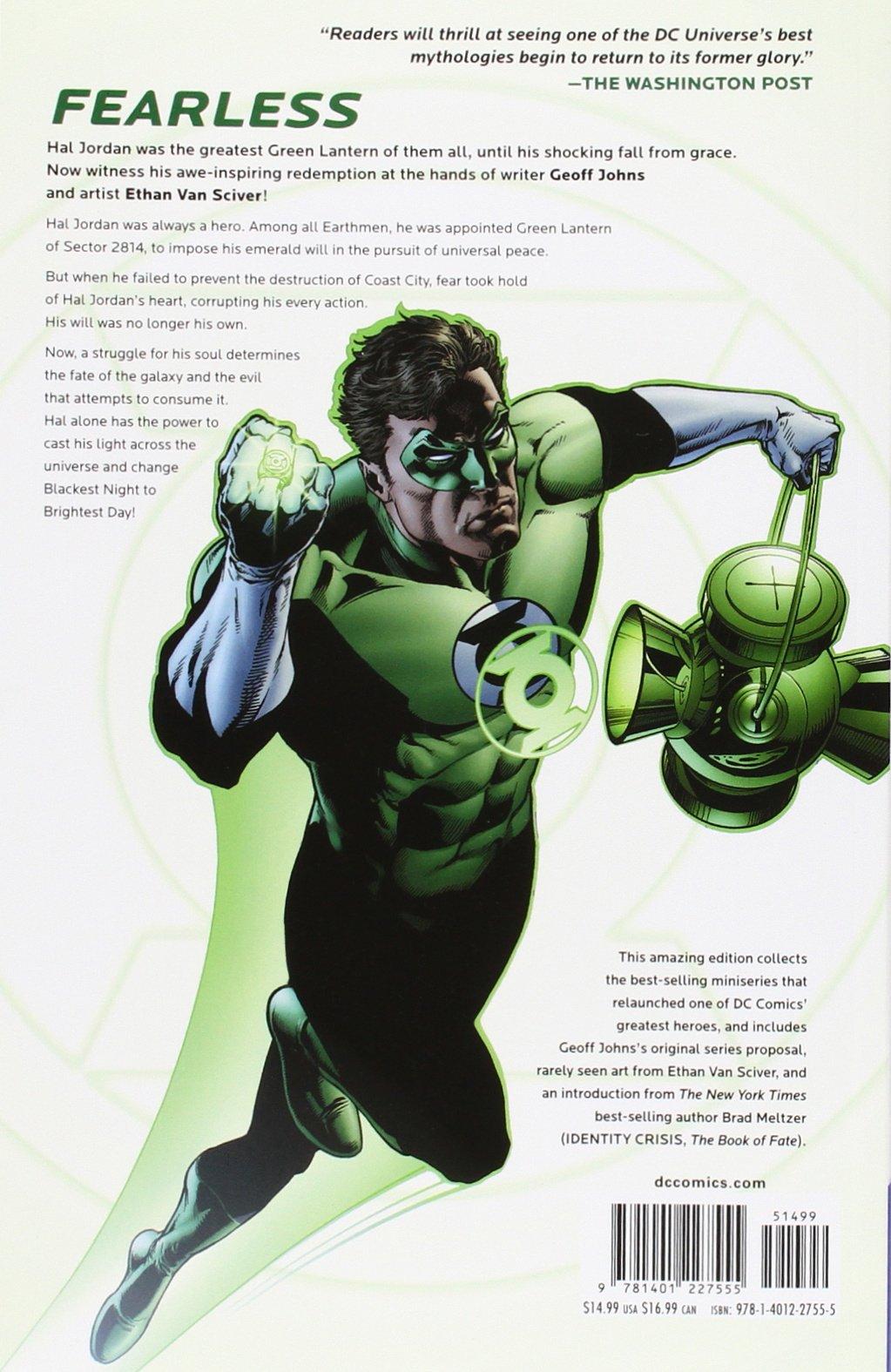 Rebirth pdf lantern green