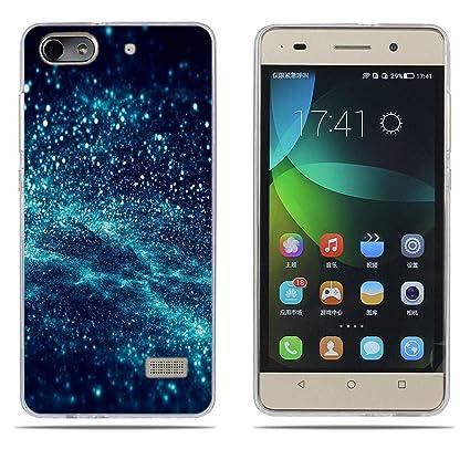 DIKAS Funda Huawei Honor 4C, Carcasa Huawei G Play Mini ...