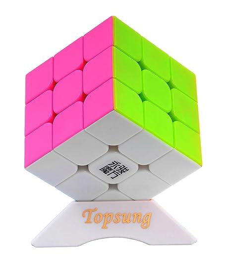 MoYu Yulong - Cubo di Rubik in formato 3 x 3, rompicapo a cubo ...