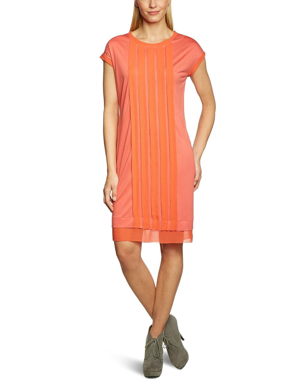 Henry Cotton's Women Crew Neck Sleeveless Dress
