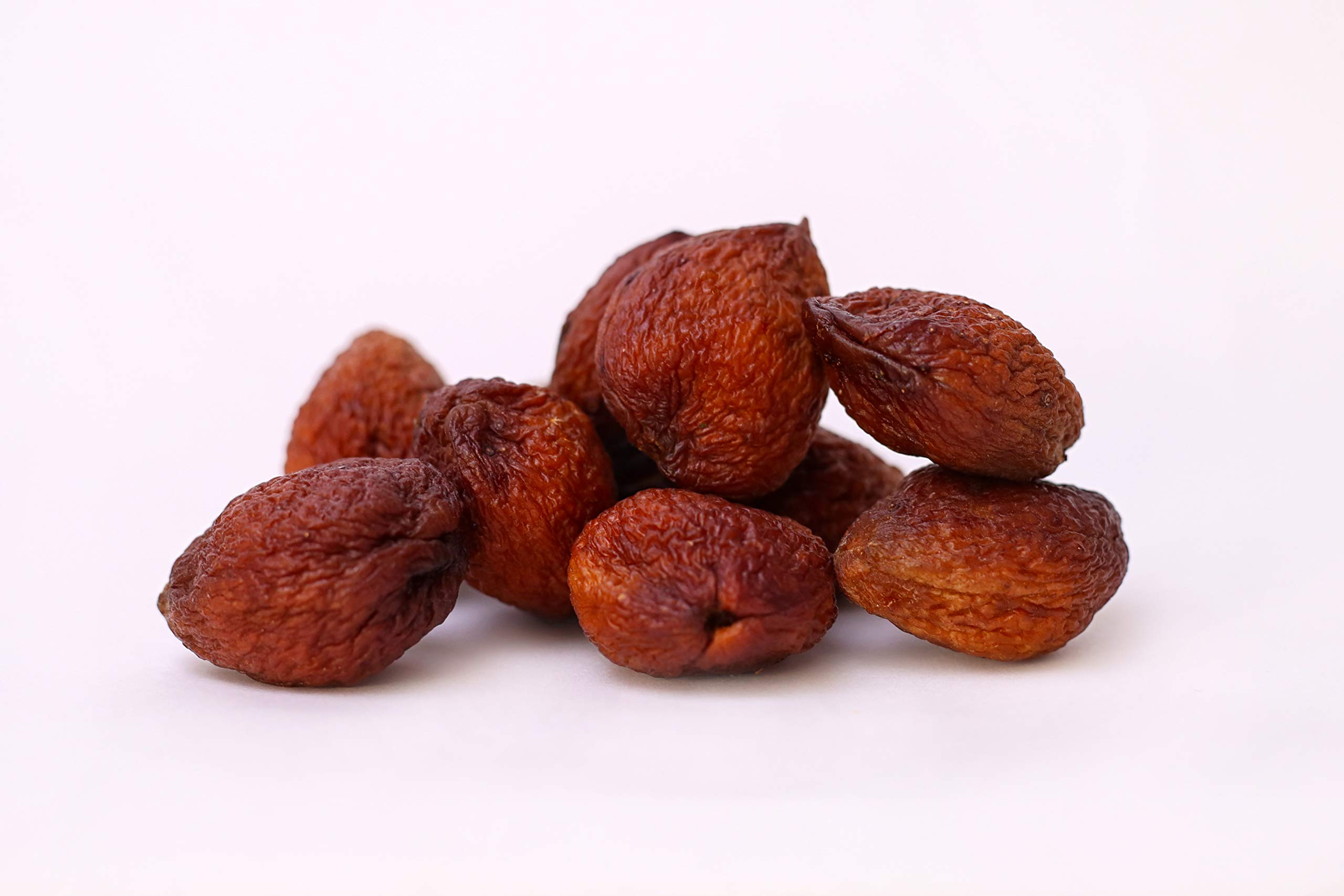 Arashan Apricots - Delicious Dried Apricot Fruit, Organic | MOST Delectable Dry Apricot In The World! Grown In The Ferghana Valley In Kyrgyzstan - Apricots Dried | Sundried, Unpitted, No Sugar Added