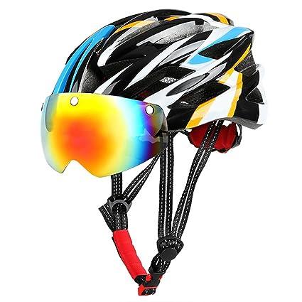 Casco de bicicleta de peso ligero para seguridad en ...