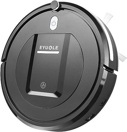 Amazon.com: eyugle 290 barrido robot limpiador de aspiradora ...