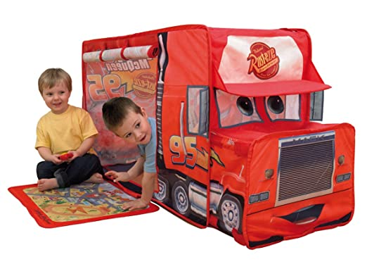 Worlds Apart Cars Role Play Tent with Portable Sound Unit Amazon.co.uk Toys u0026 Games  sc 1 st  Amazon UK & Worlds Apart Cars Role Play Tent with Portable Sound Unit: Amazon ...