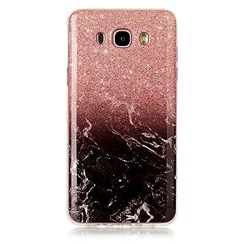 Alfort Funda Samsung Galaxy J7 2016, Suave Silicona Gel TPU ...