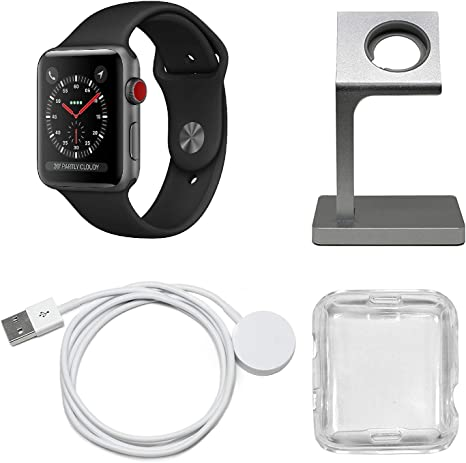 Amazon.com: Apple Watch Series 3 Smartwatch (GPS + Cell ...