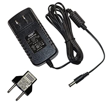 HQRP Cargador Adaptador de CA para Yamaha PSR-170 / PSR170 / PSR-172
