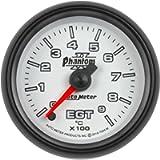 AUTO METER 7544-M Gauge Pyrometer (EGT) (Phantom II 2 1/16', 900ºc, Digital Stepper Motor, Phantom Ii)
