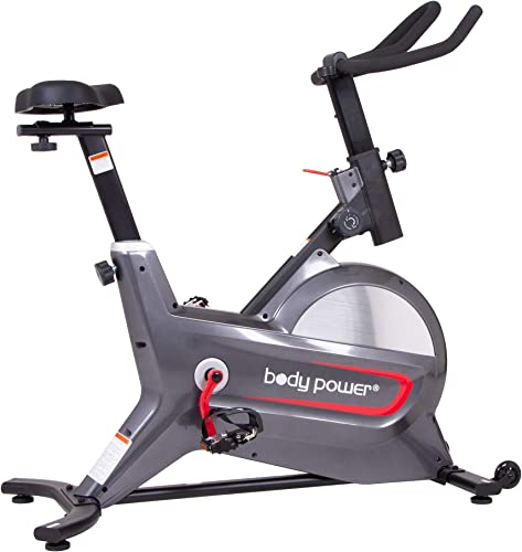 Body Power Deluxe Indoor Cycle Trainer