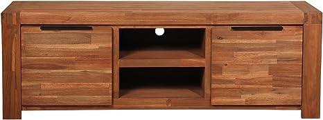 Mesa TV madera Nuevo Hogar: Amazon.es: Electrónica