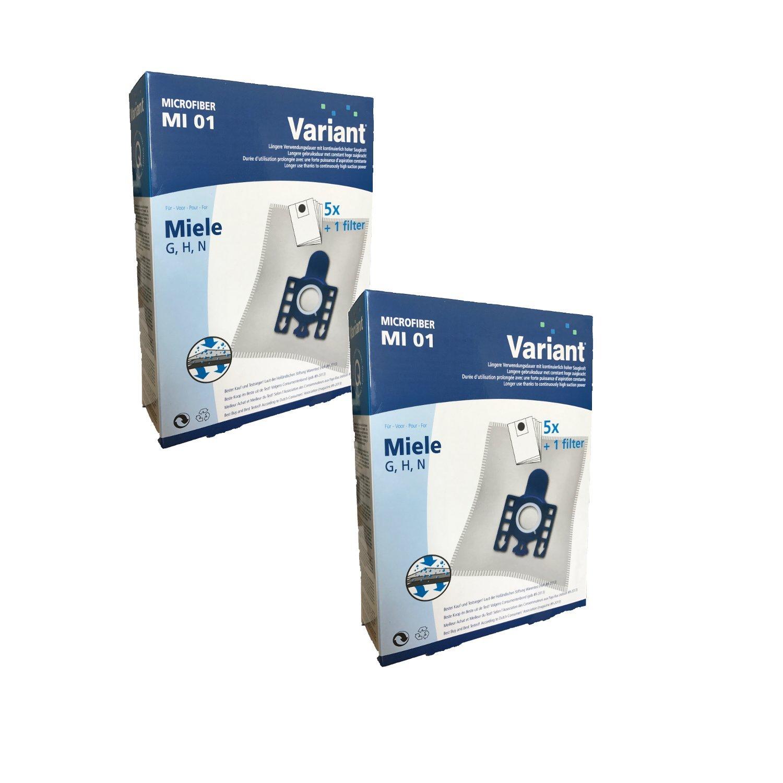 BS 1300 10 Staubsaugerbeutel geeignet für Clatronic BS 1300