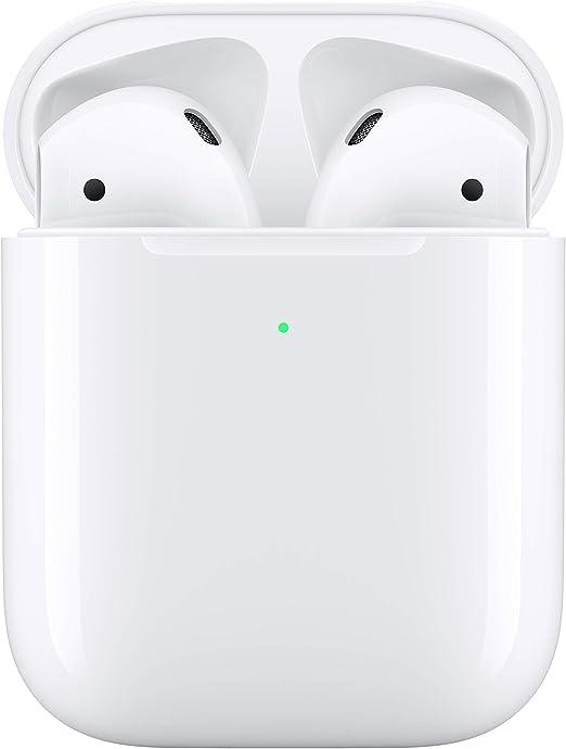 Comprar Apple AirPods con estuche de carga inalámbrica (2ª generación)