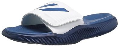 869a627b8c7b adidas Men s Alphabounce BB Athletic Slide Sandals