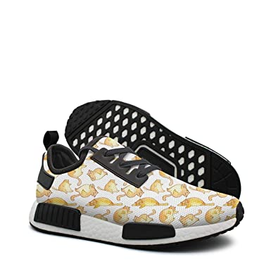 1931ad16a37 Image Unavailable. Image not available for. Color  Fat cat pattern mesh  lightweight shoes for men cool sports basketball Sneakers shoes