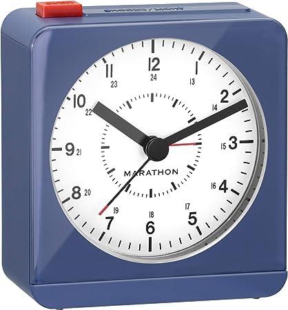 Marathon CL030052WE - Reloj de Mesa Digital, Color Dorado: Amazon ...