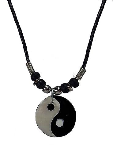 Yin yang necklace ying yang pendant tai chi symbol tao yin yang necklace ying yang pendant tai chi symbol tao necklace aloadofball Choice Image