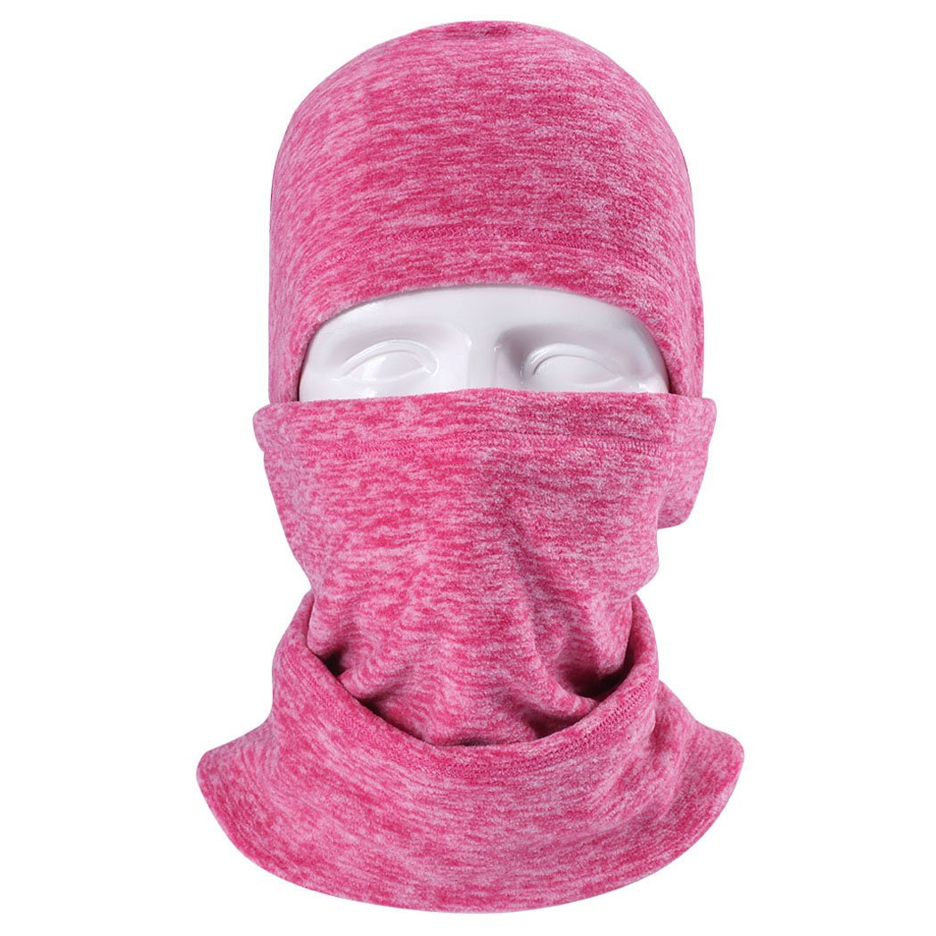 Balaclava Mask, Fansport Windproof Face Mask Outdoor Winter Warm Mask for Motorcycle Cycling Skiing