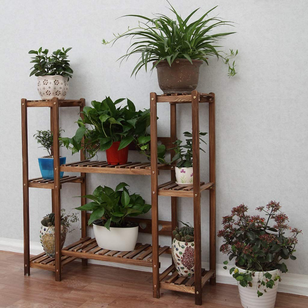 Amazon.com: JIANXIN - Soporte para plantas de varios niveles ...