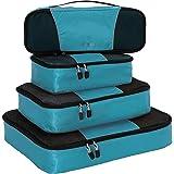 eBags Classic 4pc Packing Cubes (Aquamarine)
