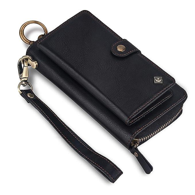 8357919d56c Amazon.com  Galaxy S8 Wallet Case