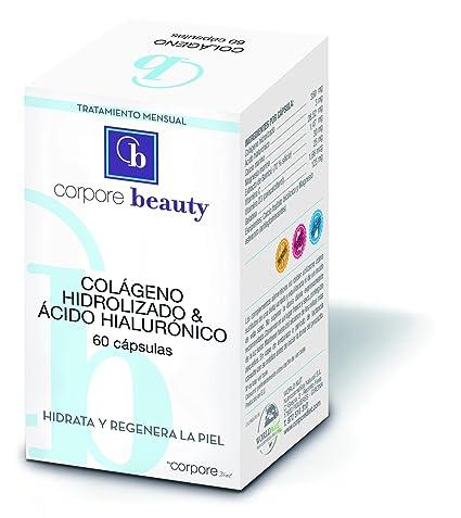 Corpore Beauty Colágeno Hidrolizado con Ácido Hialurónico ...