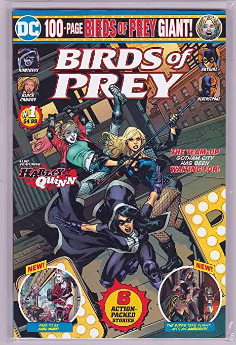 Amazon Com Birds Of Prey Giant 1 2020 Everything Else