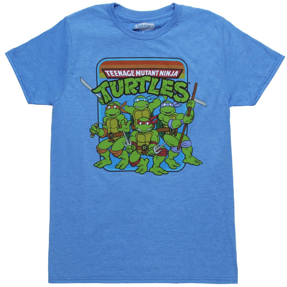 TMNT Teenage Mutant Ninja Turtles - Camiseta para Hombre ...