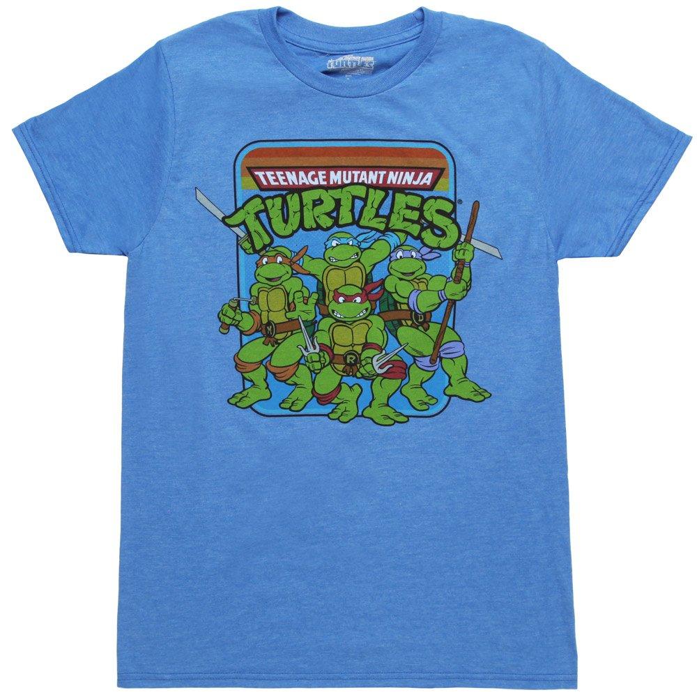 TMNT Teenage Mutant Ninja Turtles Men's Shirt