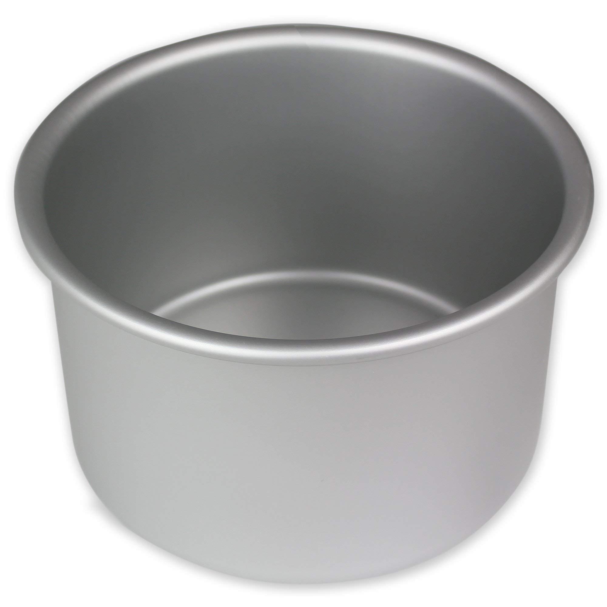 PME Molde para Pastel Redondo de Aluminio Anodizado Profundidad de 6 x 3-Pulgadas product
