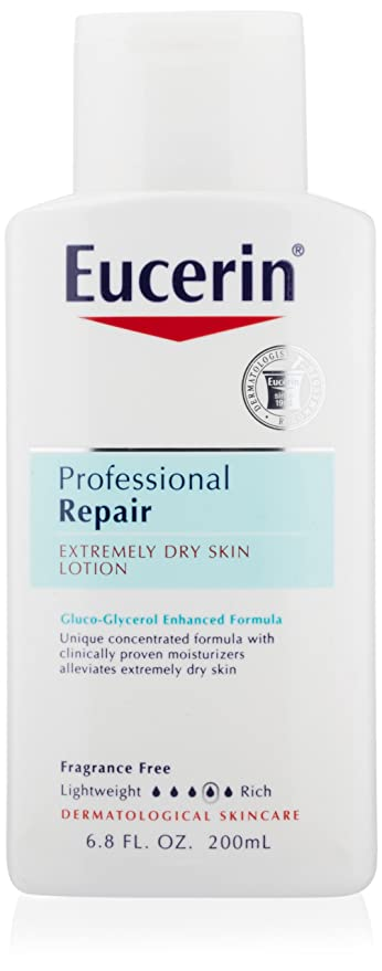 Eucerin Professional Repair Extremely Dry Skin Lotion, 6.8 Ounce Tbest Skin Care 50Pcs/Pack Natural Non-woven Compressed Face Mask DIY Facial Mask ,Facial Mask, Compressed Facial Mask