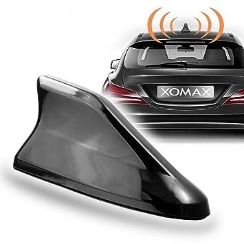 XOMAX de dat04 Tiburón nevera Antena de coche para GPS, DAB ...