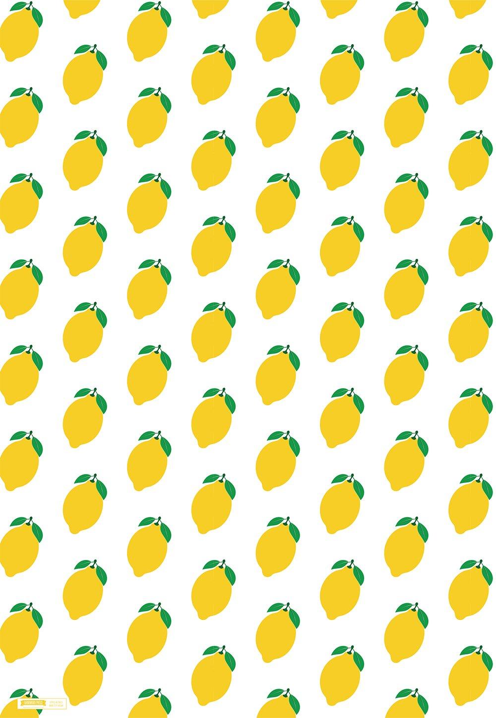Lemon Gift Wrap