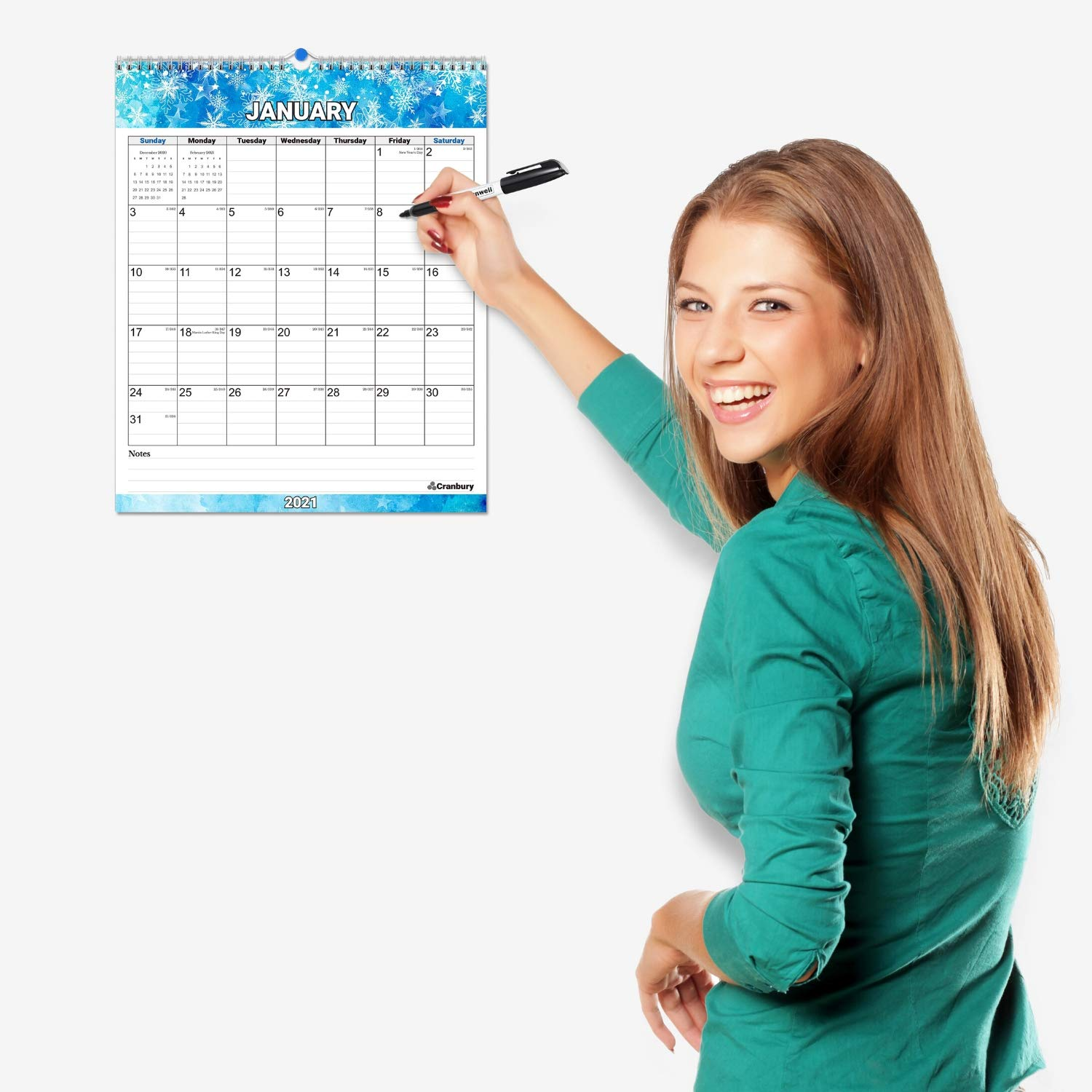 Wall Calendar Academic Year 2020-2021 (Seasons) 12x15, Use July 2020 to  December 2021, Large 18 Month School Year Calendar with Stickers for  Calendars, Hanging Office Back to School Calendars : Amazon.in: Office  Products