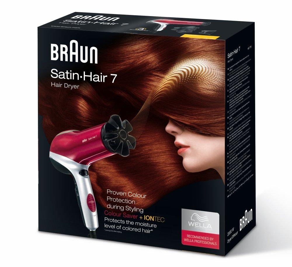 Amazon.com: Braun Gmbh Braun Satin Hair 7 Hd 770 Df: Health & Personal Care