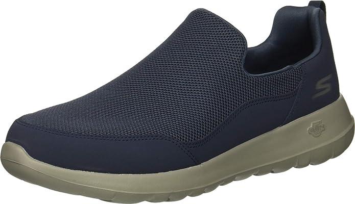 Imagen deSkechers Go Walk MAX-Privy 54626, Zapatillas sin Cordones Hombre